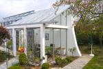 Integrierter Wintergarten